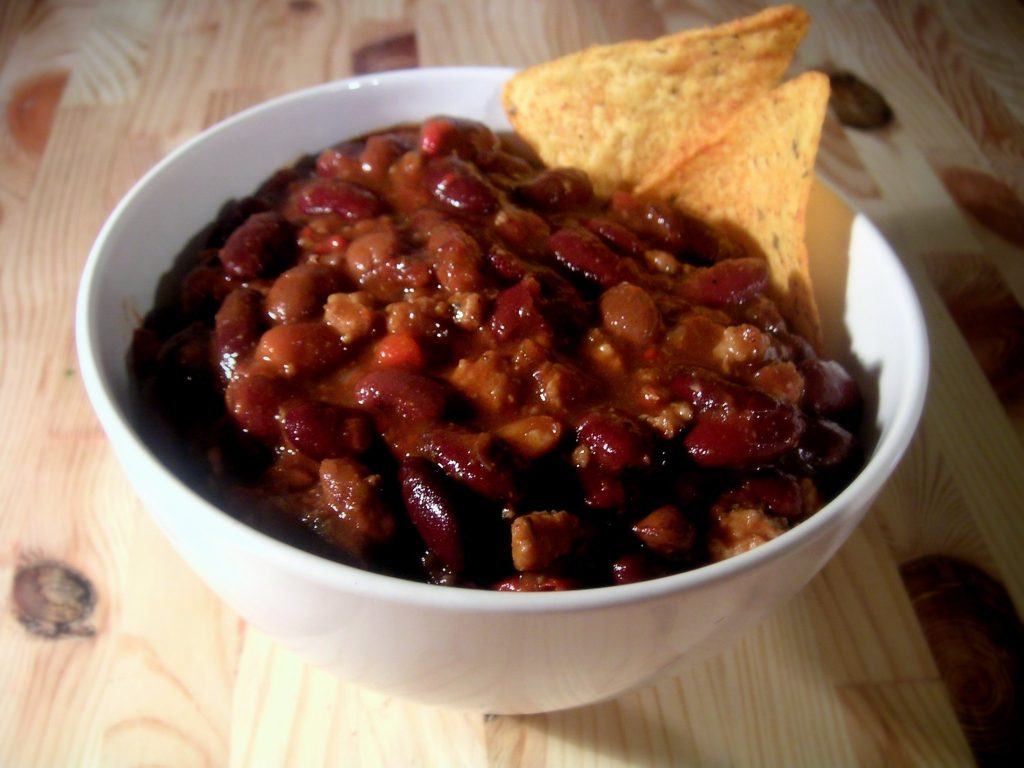 Chili! Photo by Carstor (CC BY-SA 2.5)